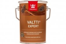 Medienos dažyvė Valtti Expert, Pilka (Szary) 5L