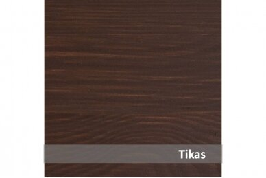Dekoratyvins medienos impregnantas Luxdecor, (Tikas) 10l 2
