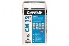 Klijai plytelių ypač elastingi Ceresit CM12 Elastic 25 kg