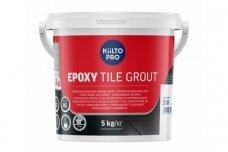 Plytelių siūlių glaistas epoksidinis 350 juodos spalvos ADR, 5kg