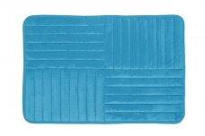 Kilimėlis voniai 80x50 Toulon, žydras