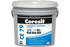 Glaistas-klijai Ceresit CE79 UltraEpoxy Industrial Crystal White 701 5kg