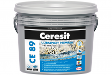 Glaistas-klijai Ceresit CE89 UltraEpoxy Concrete Gray 809 2.5kg