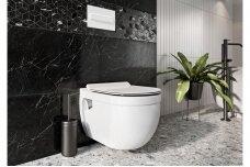 Pakabinamas WC+dangtis slim AURORA ELITA