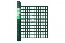 Tvoros tinklas virintas 25 x 25 x 2,2 mm 1,0 m 5 m žalias