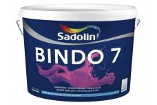 """DAŽAI """"SADOLIN BINDO 7"""" BW 10L"""