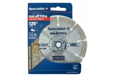 Deim. diskas GALACTICA 125x10x22,2 mm