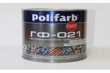 %-0,9kg GRUNTAS GF-021 TM POLIFARB RAUD.RUDAS (AKCIJA)