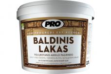 LAKAS PRO BALDINIS (PUSIAU MATINIS) 0,75L