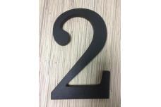 """Namo numeris """"5"""" 180mm juodas"""