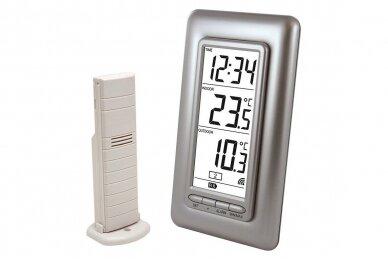 Meteorologinė stotelė LA CROSSE Technology WS9162 su lauko temperatūros davikliu