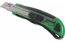 STALCO 18mm peilis + 4 geležtės