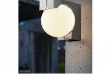 Lauko šviestuvas  OHIO AL-WL/1 E27 baltas