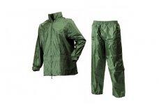 Kostiumas nuo lietaus, PVC žalias XXL dydis